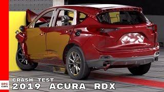 2019 Acura RDX Crash Test