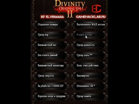 Divinity  Ego Draconis Stat Builds