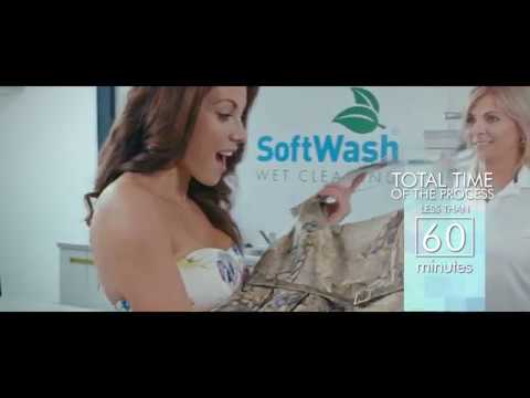 SoftWash Xtreme Care Wetcleaning technology