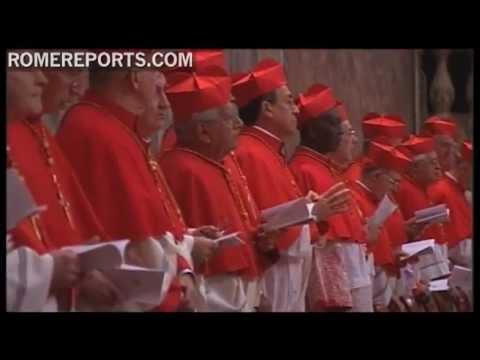 El cardenal checo Miroslav Vlk cumple 80 años