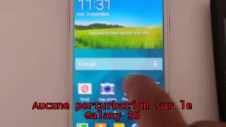 Galaxy S5 espion vIp13