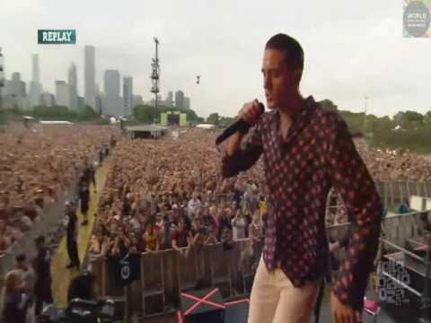 G Eazy - You got me ( Live Lollapalooza 2016 )