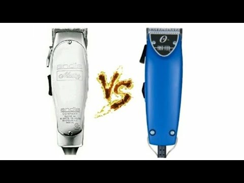 Andis Master Vs Oster Fast Feed | Clipper Review/Comparison