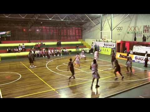 Ferretería Brenes Barva vs Goicoechea U. Santa Paula 9 agosto 2011