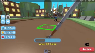 roblox mobs miner new game