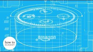 The Origins of Amazon Alexa - William Tunstall Pedoe