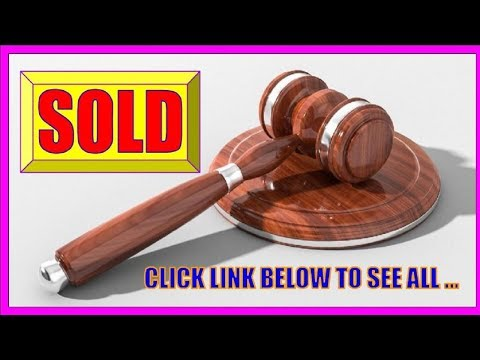 Government Car Auctions in New York New York