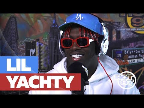 Lil Yachty Addresses Joe Budden Interview, His Food Habits &