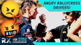 HEATED Moments in World Rallycross! 🔥  FIA World Rallycross