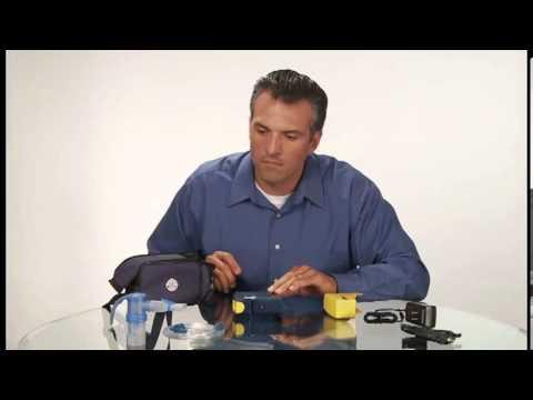 Getting Started with the Pari TREK S Compressor Nebulizer - DirectHomeMedical.com