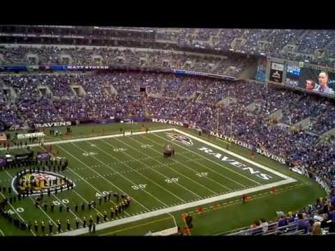 2011-11-20 Matt Stover is inducted into the Baltimore Ravens Ring of Honor