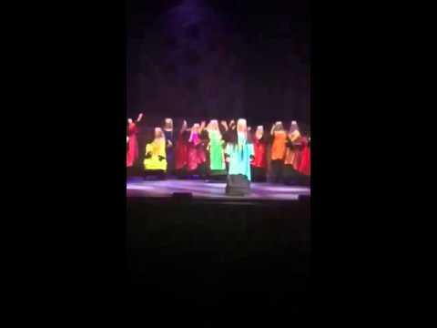 Emma Ochia Lead Role Sister Act Musical Glasgow