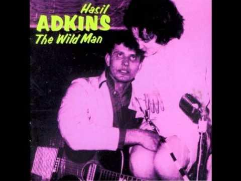 Hasil Adkins - California Blues/T for Texas