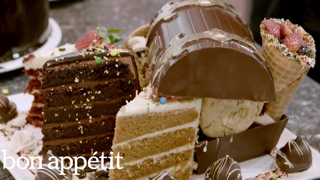 How Caesars Palace Makes The Most Insane Dessert On The