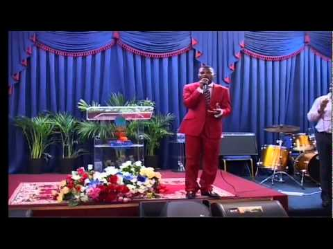 Proph. Aaron Kimbati / Theme: Le Saint-Esprit