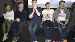 Пресс-конференция комедии Романа Каримова «Гуляй, Вася!»