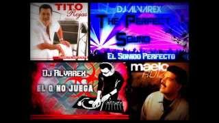 Tito Rojas VS Maelo Ruiz Salsa Mix 2013 Dj Alvarex (Link Mp3)