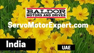 Baldor Servo Motor Repair india UAE dubai - Encoder Align Adjust Install Connections How