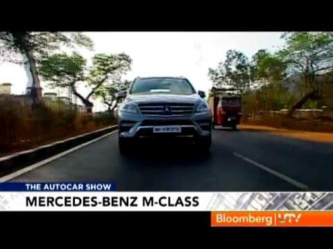 New Mercedes ML 350 CDI review by Autocar India