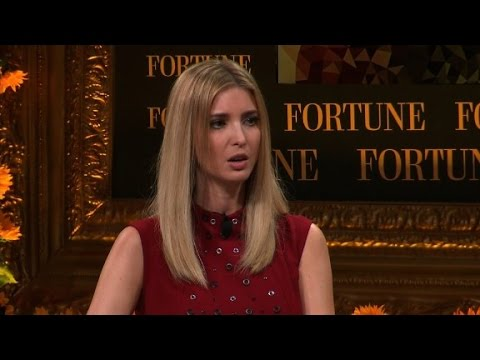 Ivanka Trump: 'Media has been vicious' to my fa...