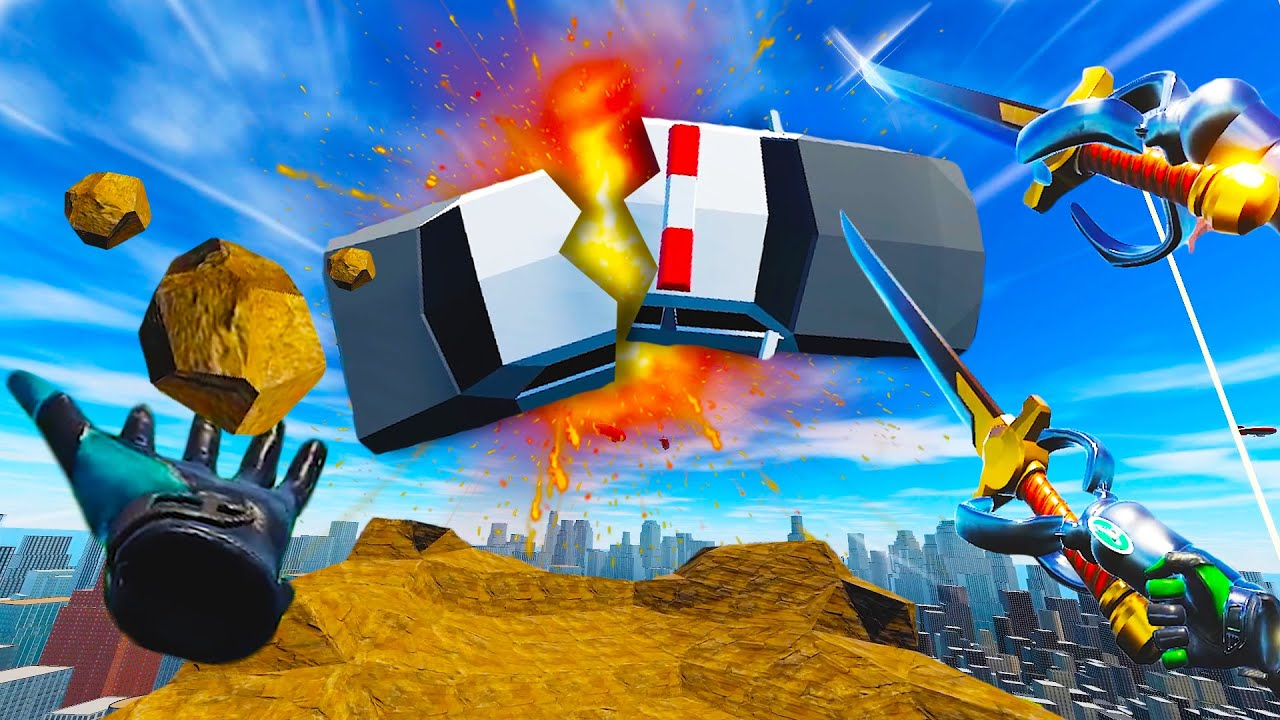 Download NEW POWERS make me a Villain! in Superfly VR UPDATE