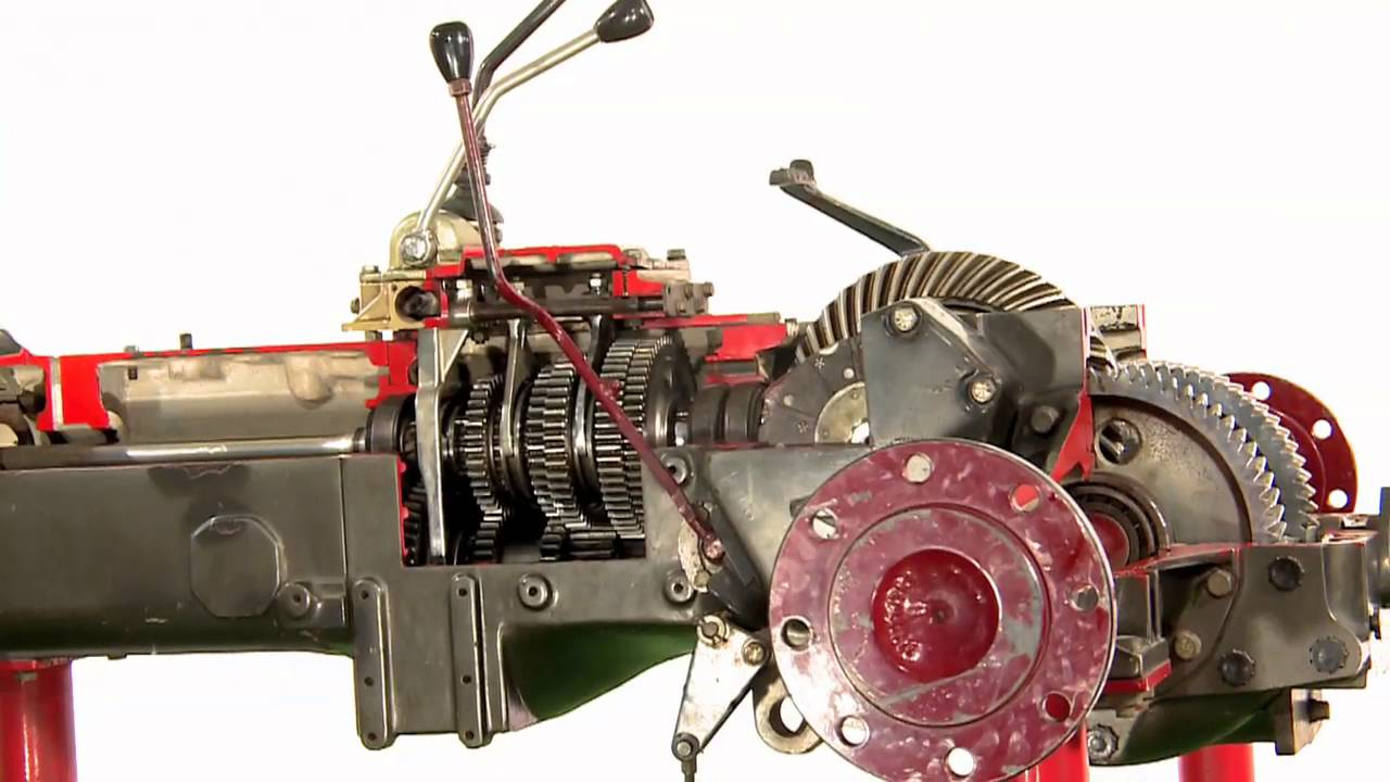 #knowyourtractor - side shift gear box  mahindra tractors