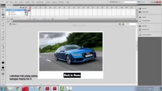 Adobe Flash: Simple Navigation As3