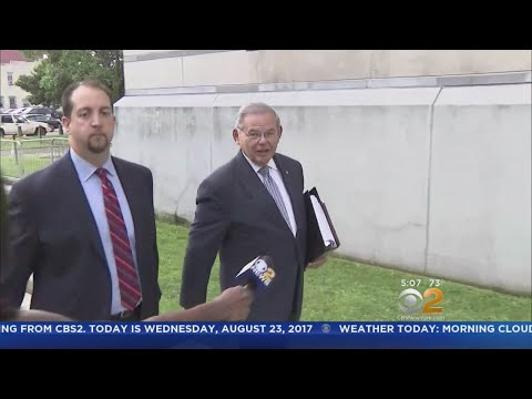 Jury Selection Continues In Sen. Menendez Trial