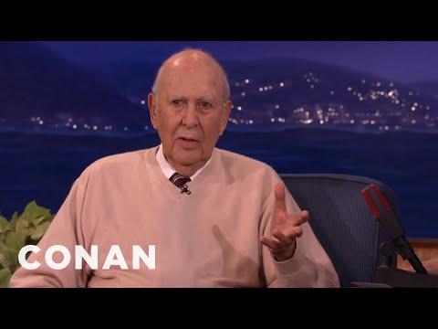 """Carl Reiner On The Origins Of """"Dick Van Dyke Show""""  - CONAN on TBS"""
