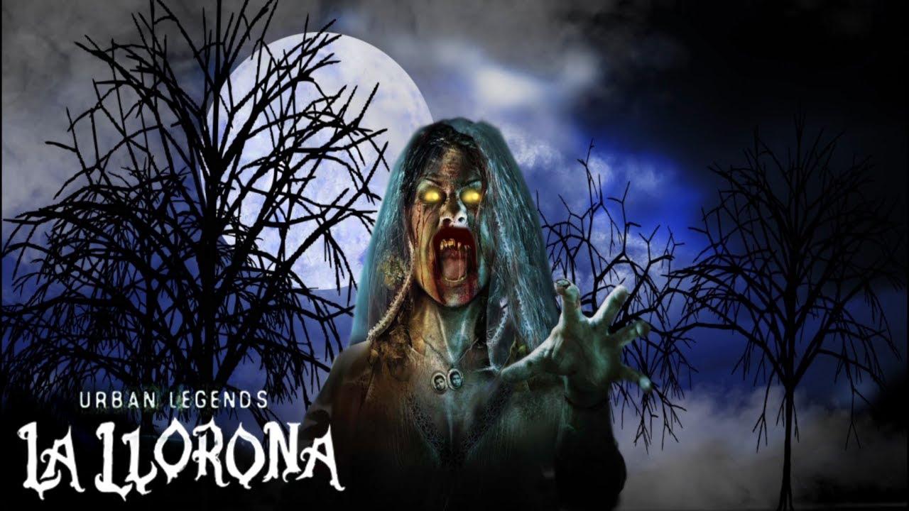 halloween horror nights orlando la llorona youtube