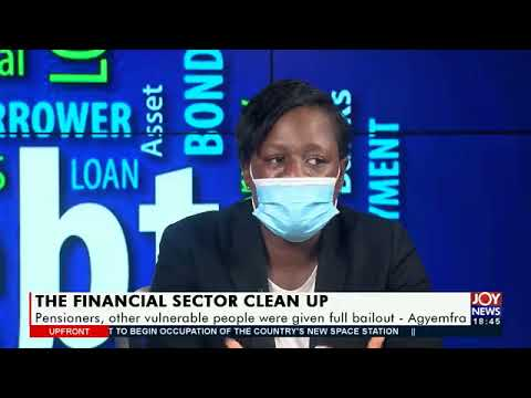 Financial sector clean-up: We have asked for transparency from fund managers -  Deborah Agyemfrah