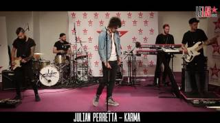Julian Perretta dans Le Lab Virgin Radio - Karma