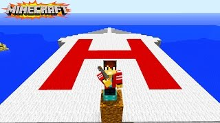 HikePlays MINECRAFT - Making an Elevator, Exploring & Building THE HOUSE - Let's Play Minecraft