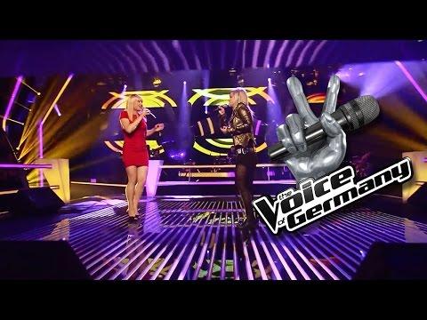 All About That Bass – Koko Fitzgeraldo vs. Lucia Aurich | The Voice 2014 | Battle