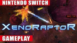 XenoRaptor Nintendo Switch Gameplay