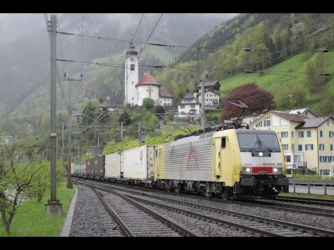 Through the Alps: TXL 41082