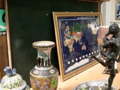 Antique Dealers - Sinclair Antiques