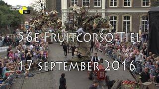 56e Fruitcorso Tiel 18 september 2016