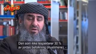 Mulla Krekar Sier Terroraksjonen I Paris Gjorde Meg Glad الاسلام هو دين الارهاب.. وشهد شاهد من أهلها