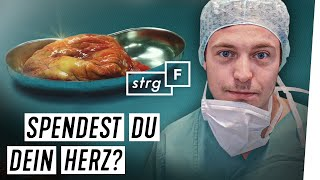 Ich im OP: Was passiert bei einer Transplantation? | STRG_F
