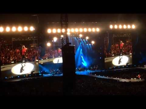 The Rolling Stones - Tumbling Dice, Mexico City
