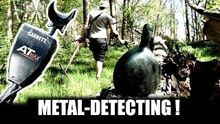 METALDETECTING WITH BRIAN