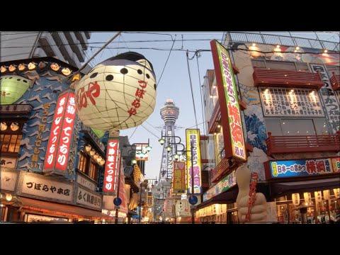 [4K] Walking Shinsekai (新世界) Osaka of a decade ago - Osaka Downtown, Locals' favorite food