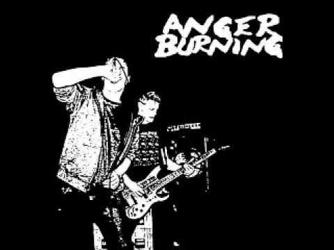 ANGER BURNING - Self Titled EP
