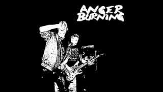 ANGER BURNING - Self Titled EP