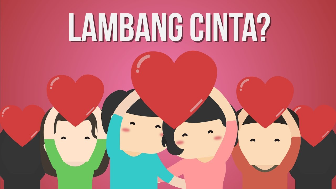 Love Series: Kenapa Cinta Lambangnya ❤?