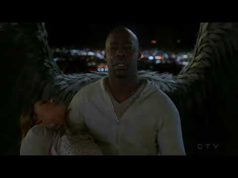 Lucifer ||Charlotte Richards Death And Amenadiel Get His Wing Back 3x23 (Part 13/22)