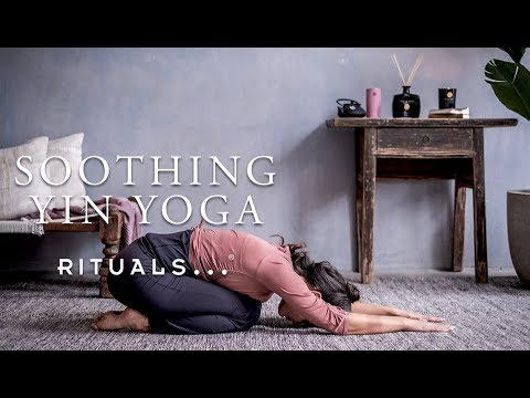 Relax and sleep better with Yin Yoga (25-minute yoga practice) | Rituals