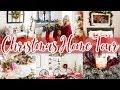 NEW! CHRISTMAS HOME TOUR 2019 🎄 FARMHOUSE CHRISTMAS DECOR IDEAS | Holiday Home Tour