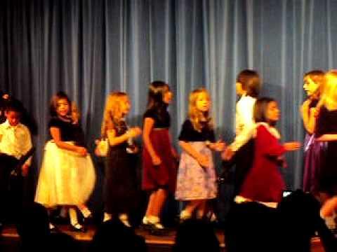 annie conejo elementary school coro